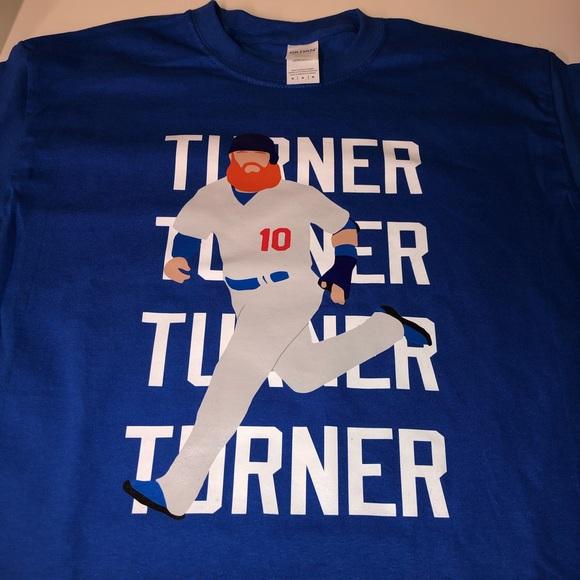 on sale 30111 97c3e Los Angeles Dodgers Justin Turner Shirt